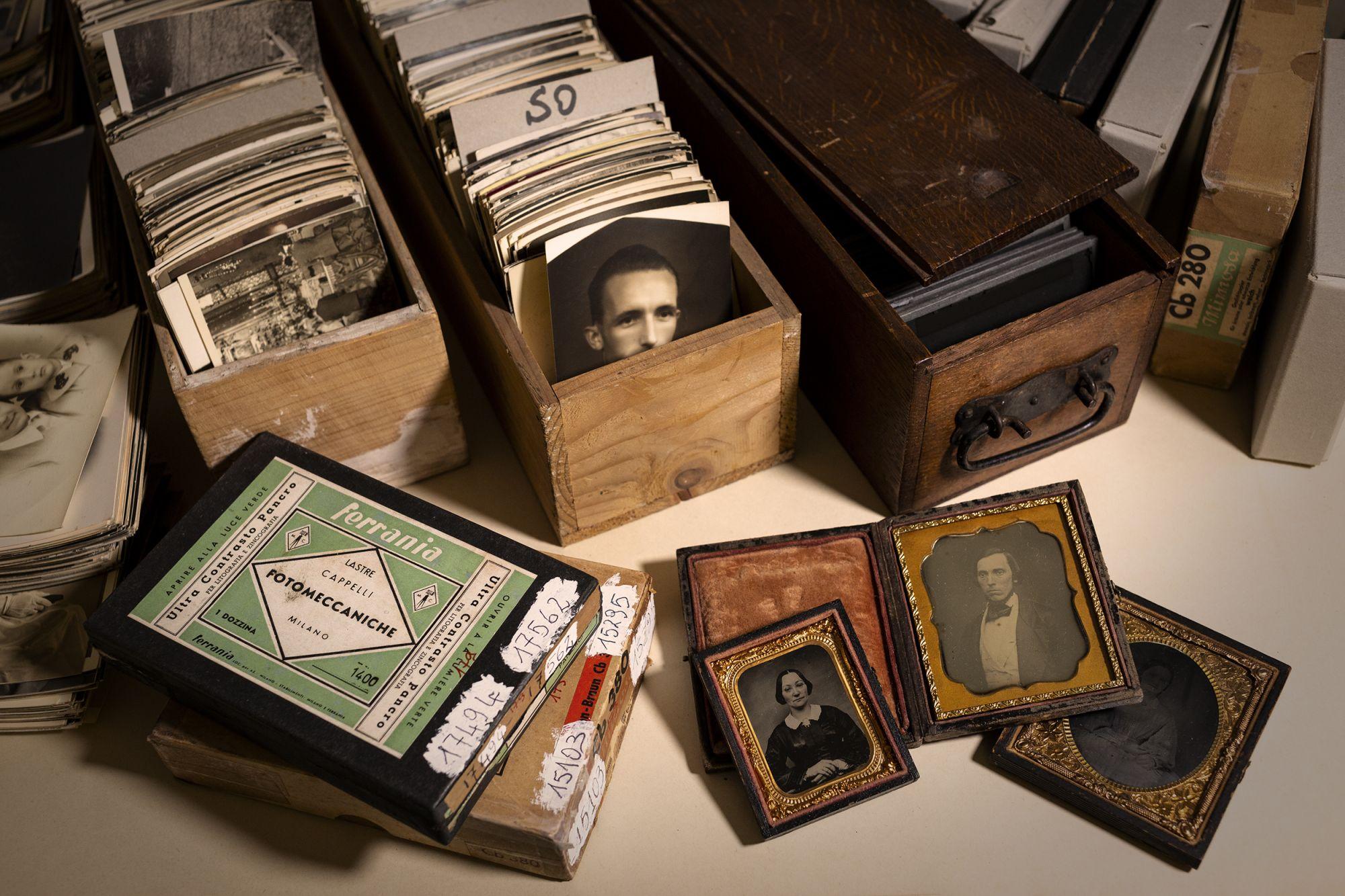 Convegno: Conservare fotografia e cinema