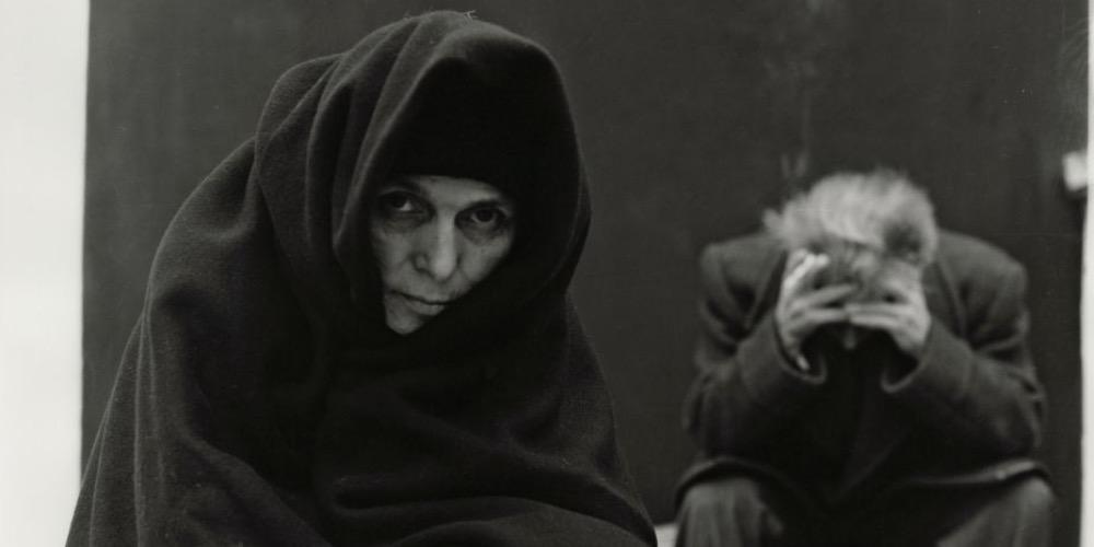 Carlo Bevilacqua, Erto, disastro del Vajont, 1963