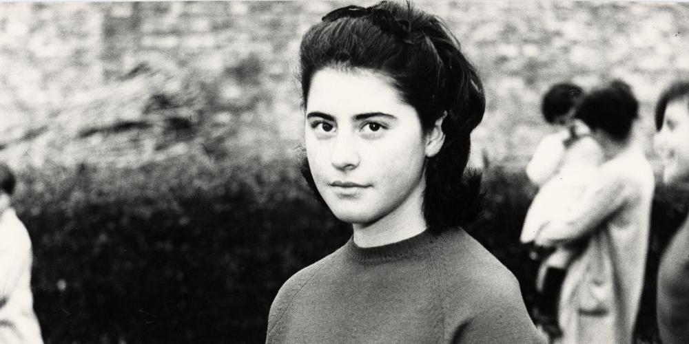 Mario Giacomelli, A Silvia, 1964