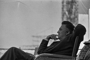 Otto e mezzo, il viaggio di Fellini