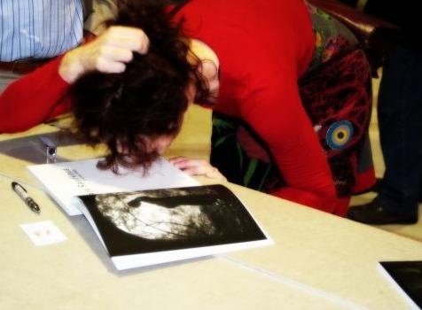 Photogallery: incontro con Sarah Saudek e mostra alla Galleria Tina Modotti