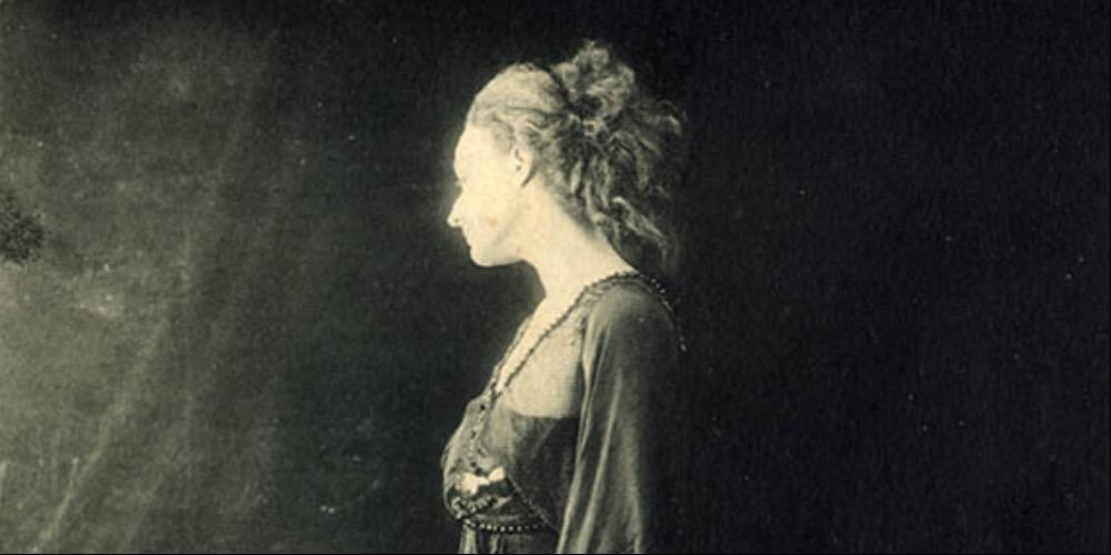 Casa cinematografica CINES Roma, Gianna Terribili Gonzales, 1915