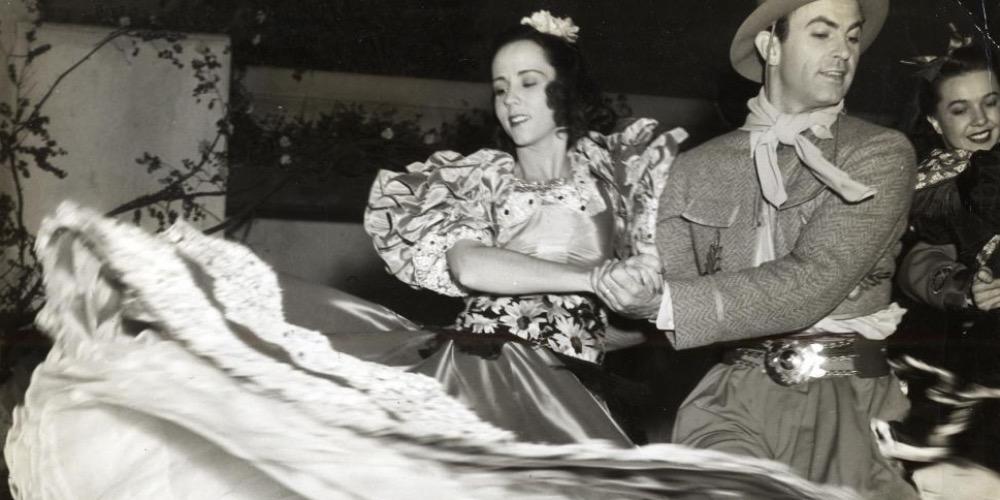 Gaston Longet, è nato un ballo, Gene Kelly, 1941