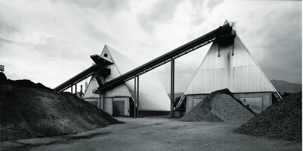 Gabriele Basilico, Fantoni, Osoppo 1992 ca