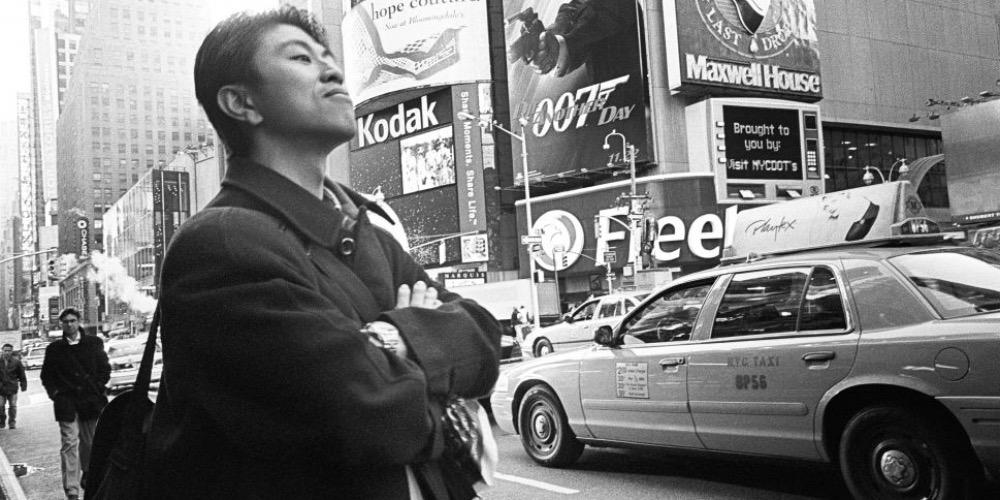 Giampaolo Romagnosi, New York, 2002