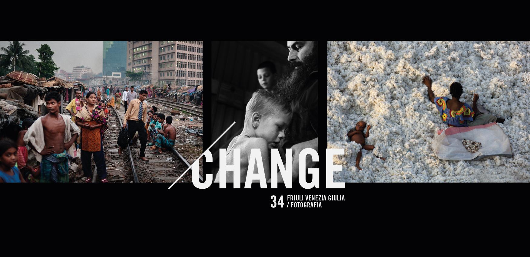 Friuli Venezia Giulia Fotografia - #CHANGE