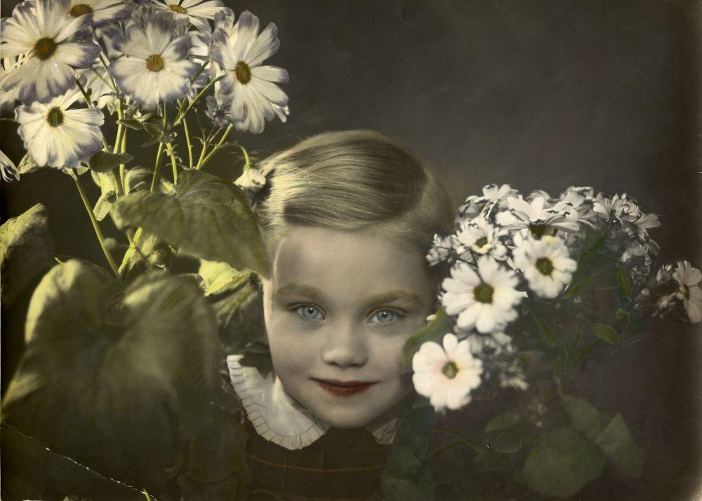Francesco Krivec, ritratto, anni 40