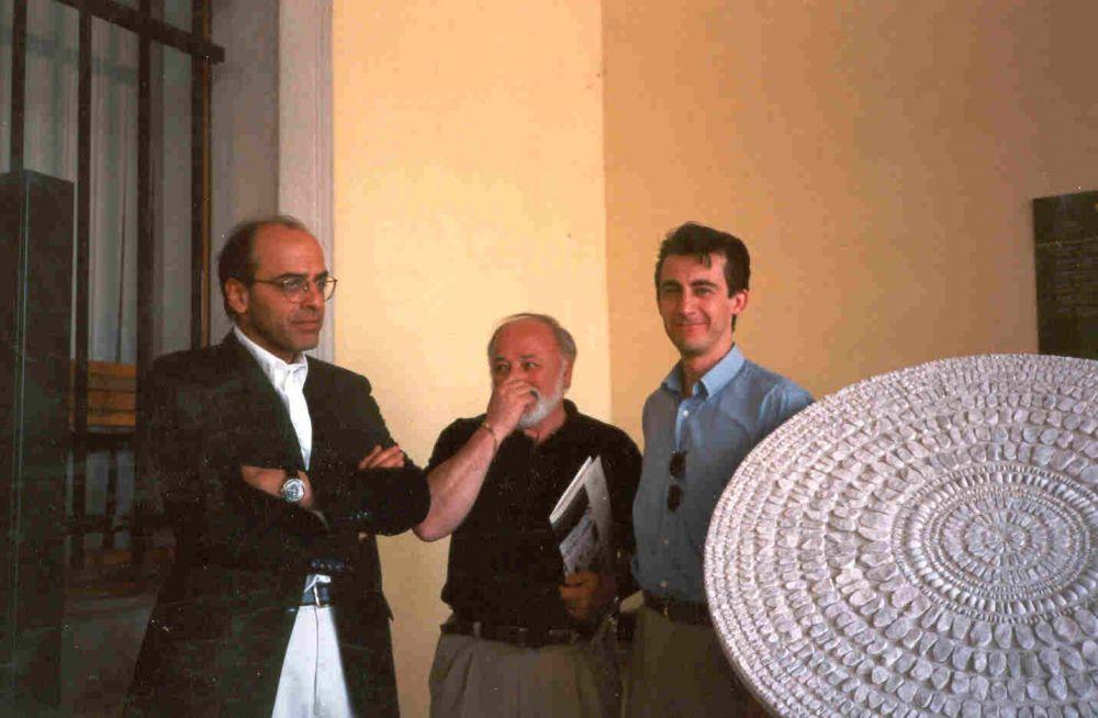 Roberto Koch - Giuliano Borghesan - Francesco Nonino